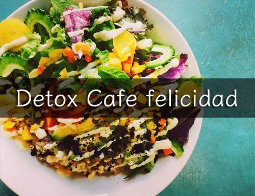 Detox cafe felicidad