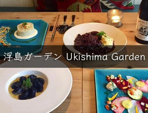 浮島ガーデン Ukishima Garden