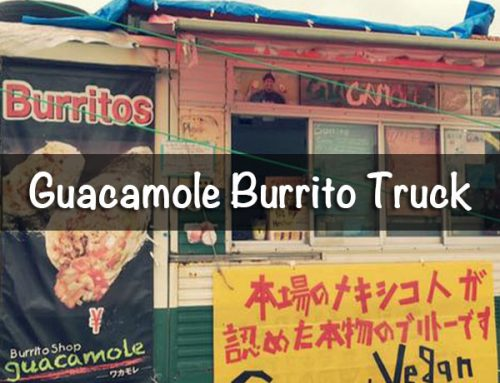 The Guacamole Burrito Truck