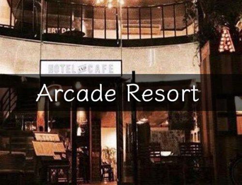 Arcade Resort Okinawa HOTEL&CAFE